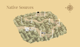 Native Sources Fall 2015