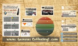 Coffeeling Gaseosa Cafe - Gerencia de Mercados - PRESENTACION UCMC DAVID CASTILLO