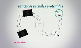 Practicas sexuales protegidas