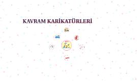 KAVRAM KARİKATÜRLERİ
