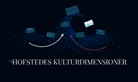 HOFSTEDES KULTURDIMENSIONER