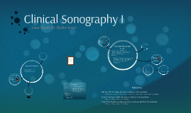 Clinical Sonography I