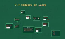 Copy of 3.4 Codigos de Linea