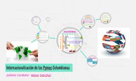 Internacionalización de las Pymes Colombianas