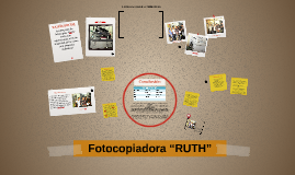 """Fotocopiadora """"RUTH"""""""