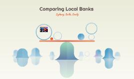 Comparing Local Banks
