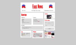 FOA - Bias in the news