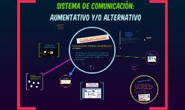 Copy of SISTEMA DE COMUNICACION: