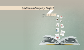 Multimodal InquiryProject