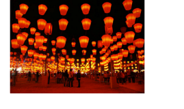 3rd Grade Lantern Festival, 2015