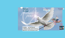 Pinwheels For Peace Lesson