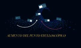 Copy of Aumento del punto ebulloscópico