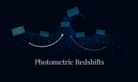 Photometric Redshifts