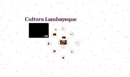Cultura Lambayeque