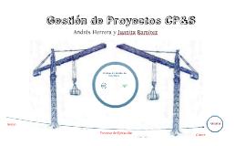 Gestión de Proyectos CP&S