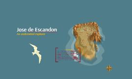 Jose de Escandon: An Underrated Explorer