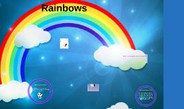 How do rainbows form/