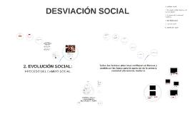 DESVIACIÓN SOCIAL