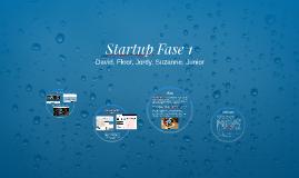 Startup Fase 1