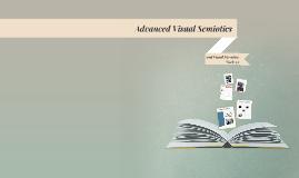 Week 6.2--Advanced Visual Semiotics