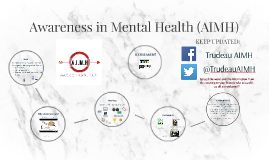 Awareness in Mental Health