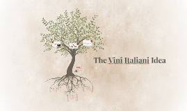 The Vini Italiani Idea