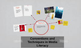 Copy of Conventions and Techniques in Media Literacy