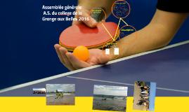 Copie de Assemblée générale du college de la Grange aux Belles 2014