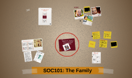 SOC101: The Family