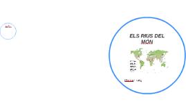 ELS RIUS DEL MÓN