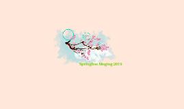 Springfest Singing 2019