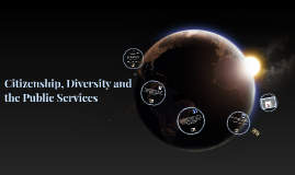 citizenship and diversity in the public services