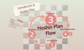 How to Do a Hoshin Plan?