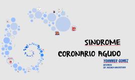 Copy of Copy of SINDROME COROMARIO AGUDO