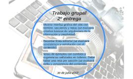Trabajo grupal - 2 entrega 2018
