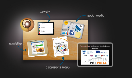 Comunication and networking between partners
