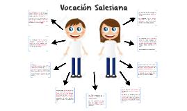 Vocación Salesiana
