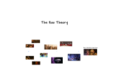 The Boo Theory