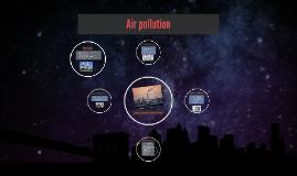 Air pollution -June 2015