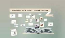 CON EL LIBRO ALBÚM , CREO EXPLORO Y APRENDO