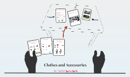 Clothes and Accessories - Vocabulary