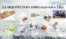 Copy of LA ARQUITECTURA ASIRIA