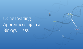 Using Reading Apprenticeship in a Biology Class