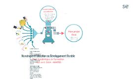 Numérique et EDD - Support collaboratif