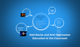 Anti-Racist and Anti-Oppression Education in the Classroom