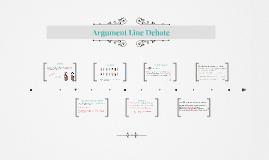 Argument Line Debate- school start times