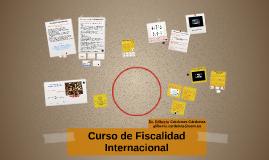 Copy of Curso de Fiscalidad Internacional
