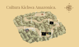 Cultura Kichwa Amazonica.