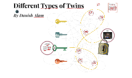 Different types of twins