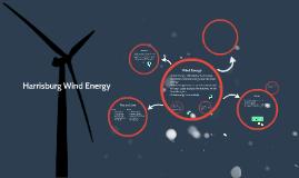 Harrisburg Wind Energy